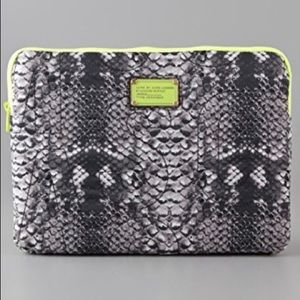 "Marc by Marc Jacobs Nylon 13"" Computer Case"